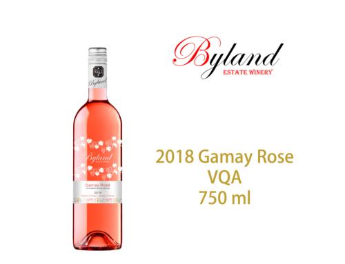 2018 佳美 桃红酒