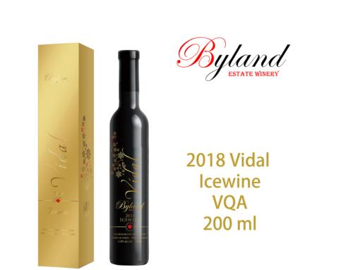 2018 威戴尔 200毫升冰酒
